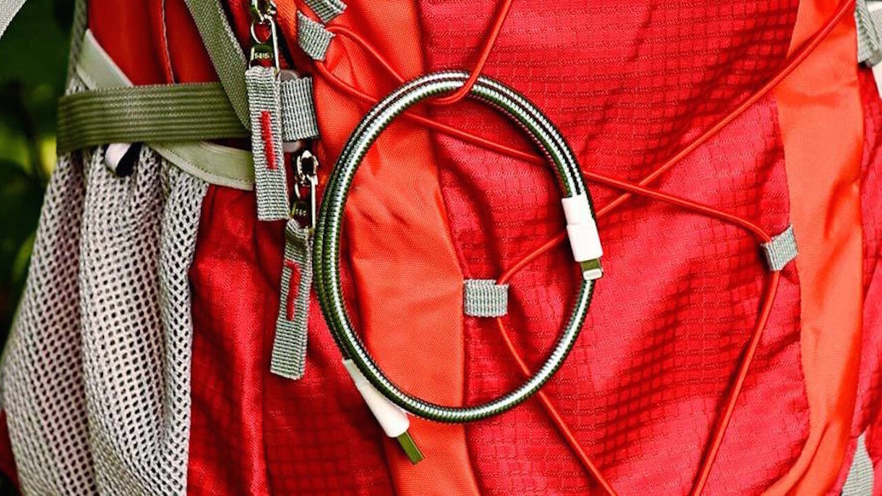 Titan Cables: indestructible charging cables for your iPhone/Android