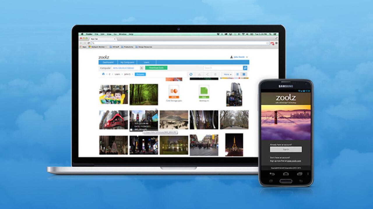 A smarter storage solution: Zoolz Cloud Backup 1TB Lifetime Subscription (98% off)