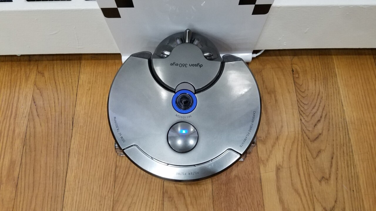Dyson 360 Eye robot vacuum begs you to spend $1,000 on something that truly sucks