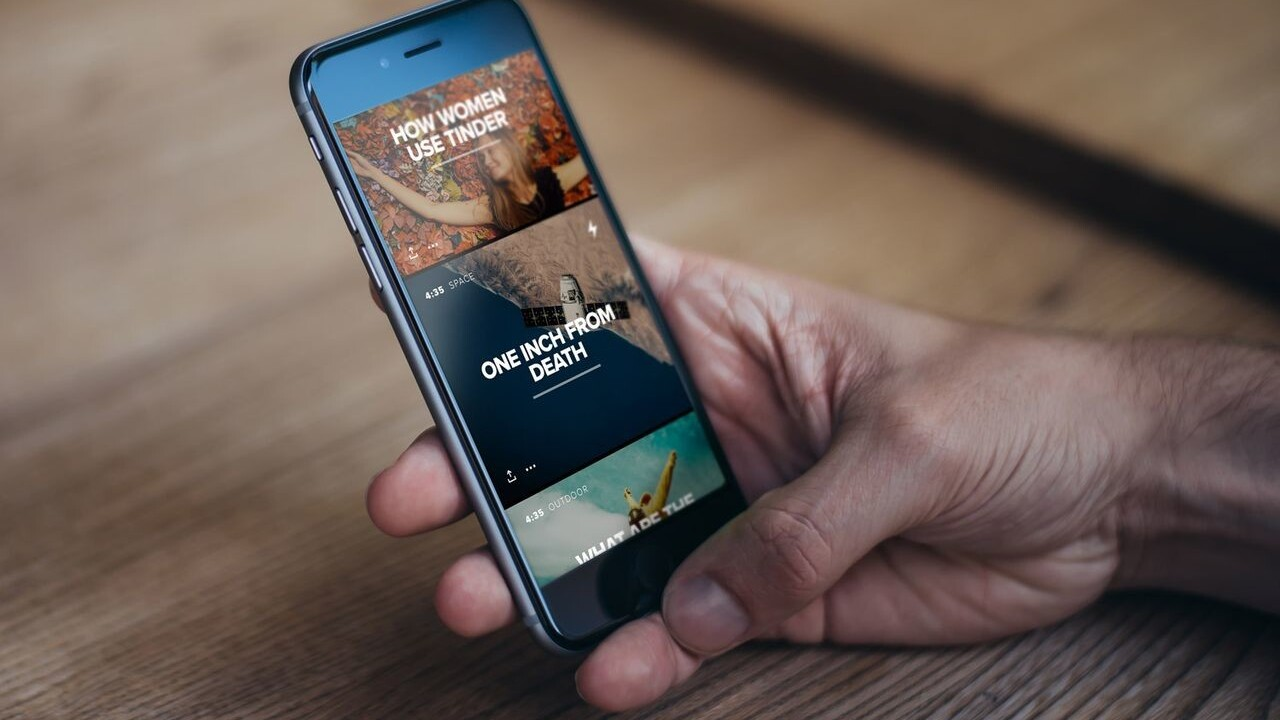 Hyper for iOS cures your boredom with 10 curated videos per day