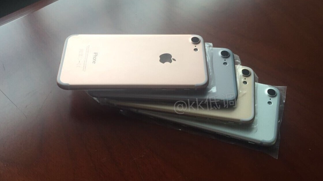 Apple facing supply shortages ahead of iPhone 7 launch