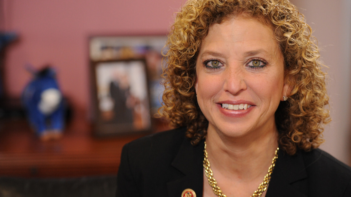 WikiLeaks email dump pushes DNC Chair Wasserman Schultz to resign