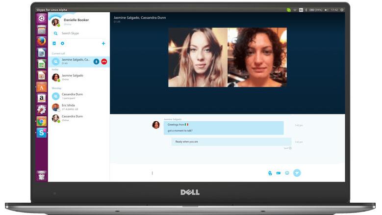 Skype finally arrives on Linux… again