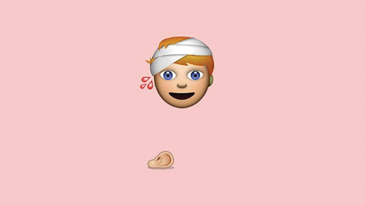 Recognize these emoji portraits of famous artists?