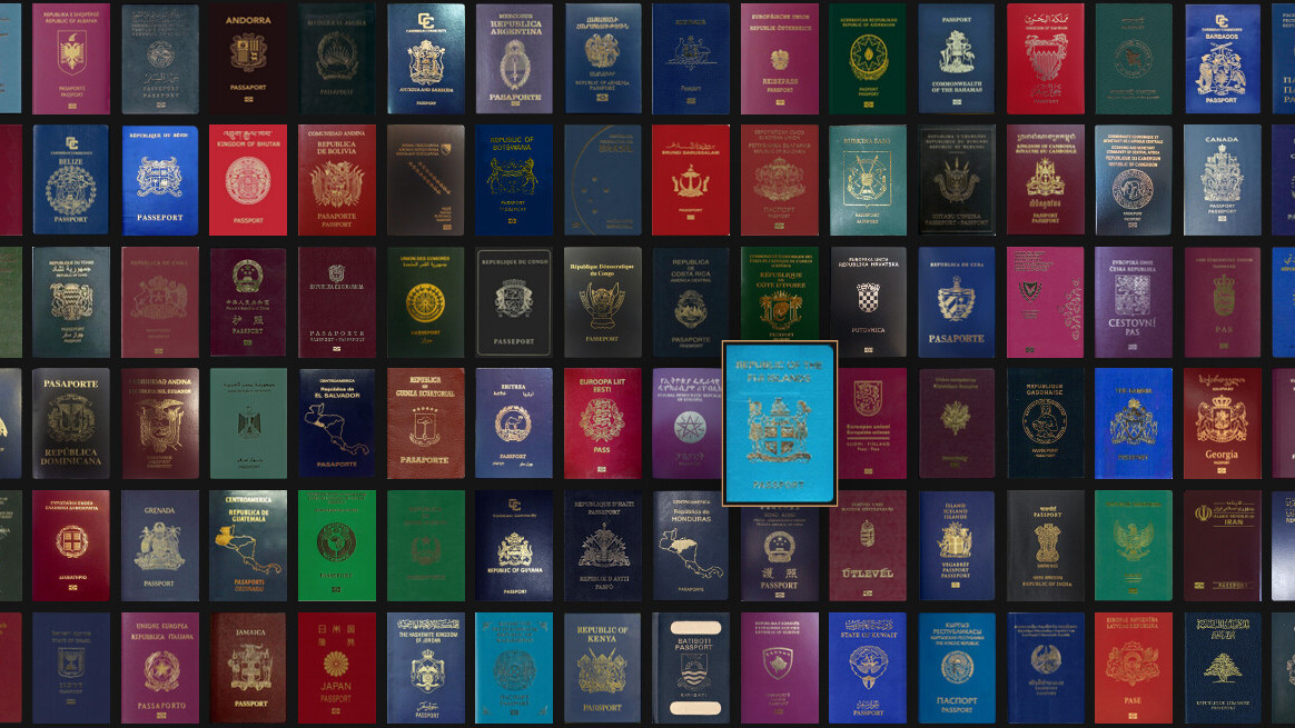 Find out what rights your passport gives you with this oddly fascinating tool