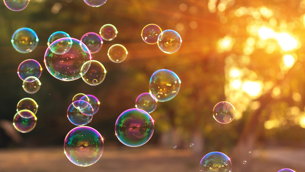 Get out of your damn bubble