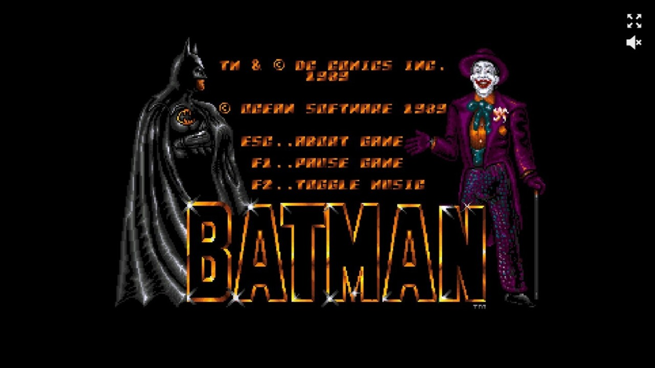 The Internet Archive just uploaded thousands of playable Amiga games
