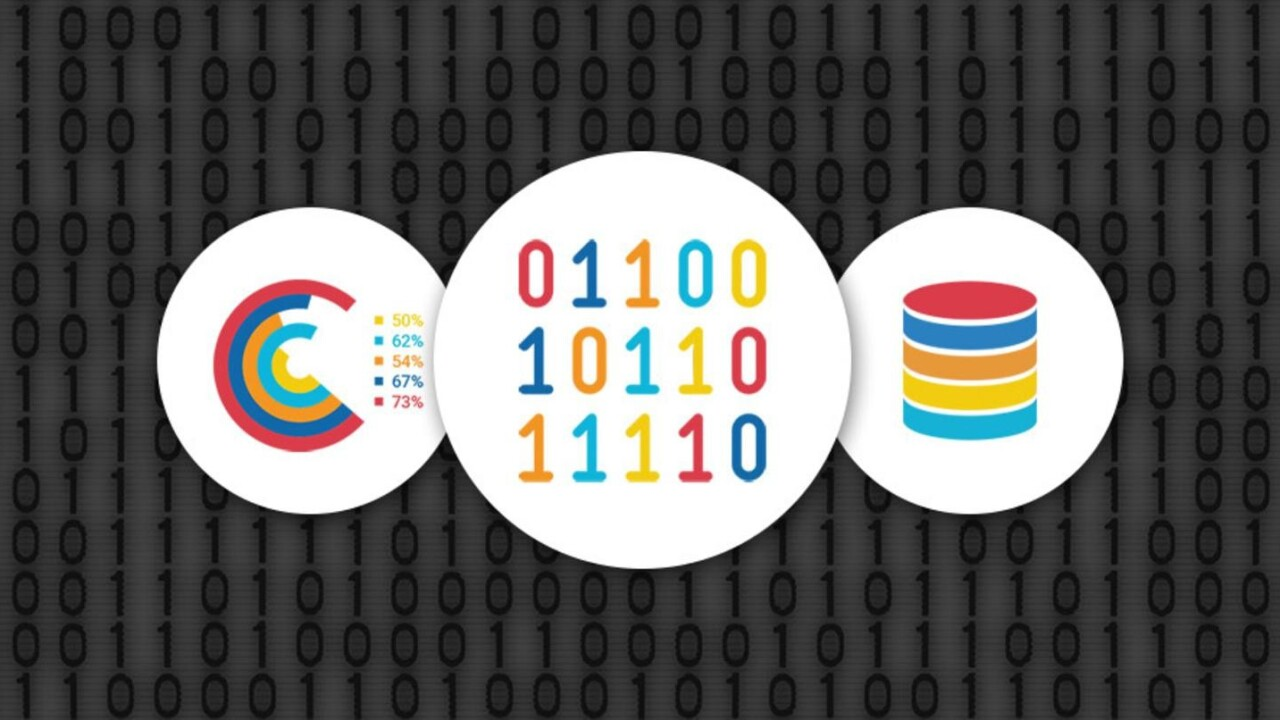 The Big Data Bundle is your ticket to a high-level IT career (93% off)
