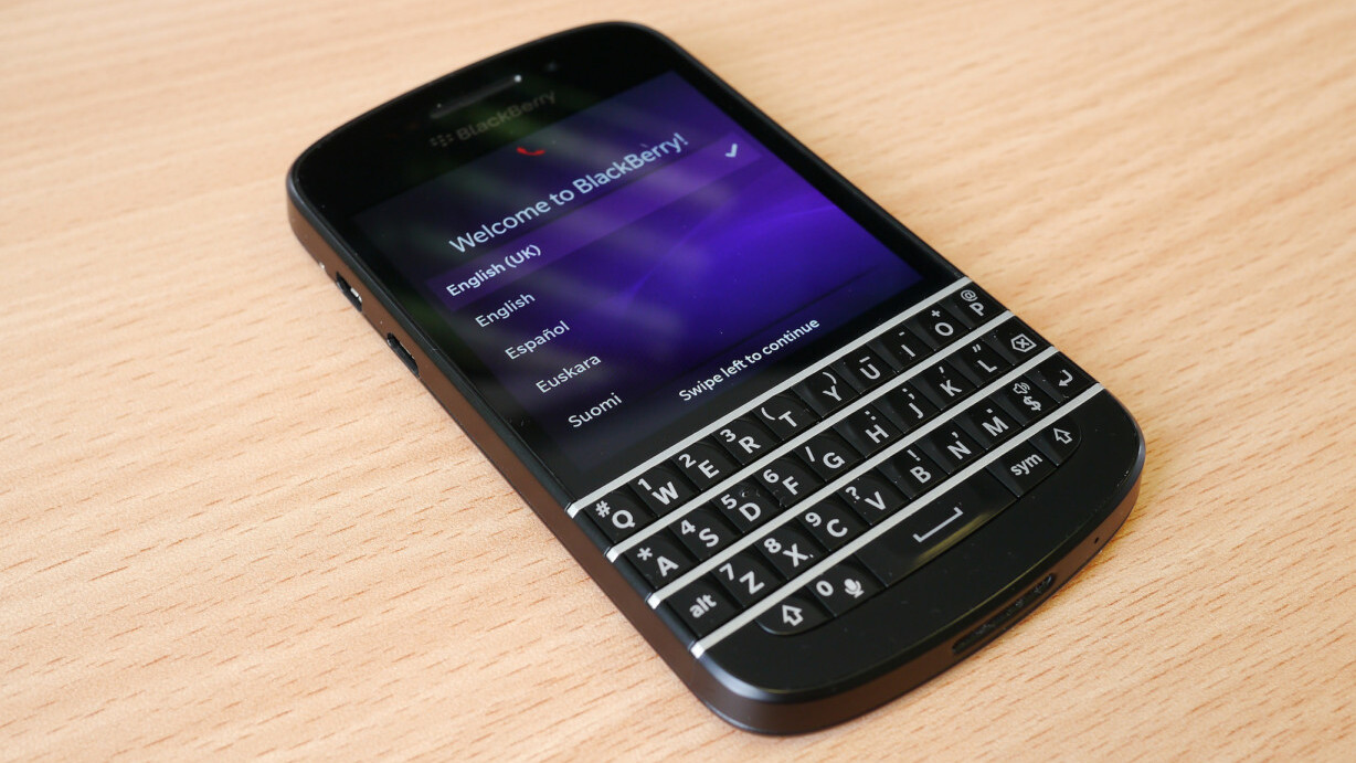 BlackBerry isn't as screwed as you might have once thought