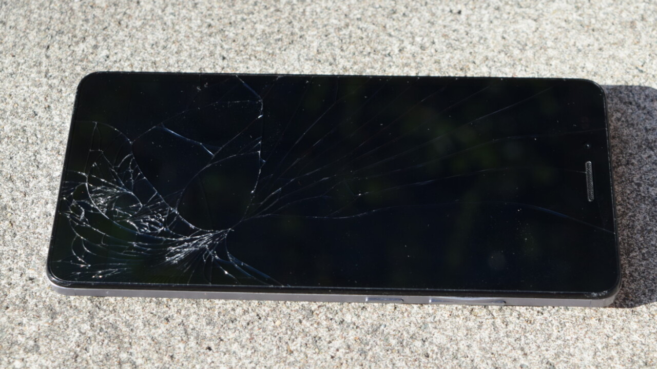 The etiquette of breaking someone's phone, and having your phone broken