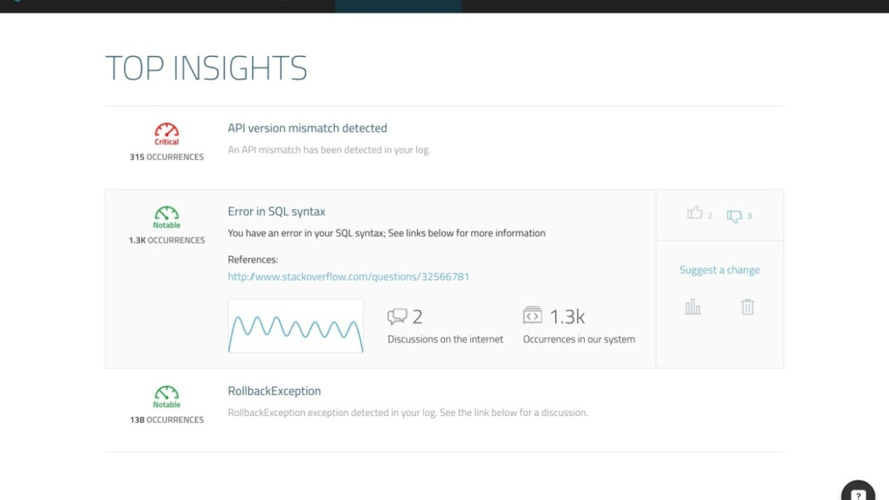 'Cognitive Insights' uses machine learning to cut time developers spend fixing bugs