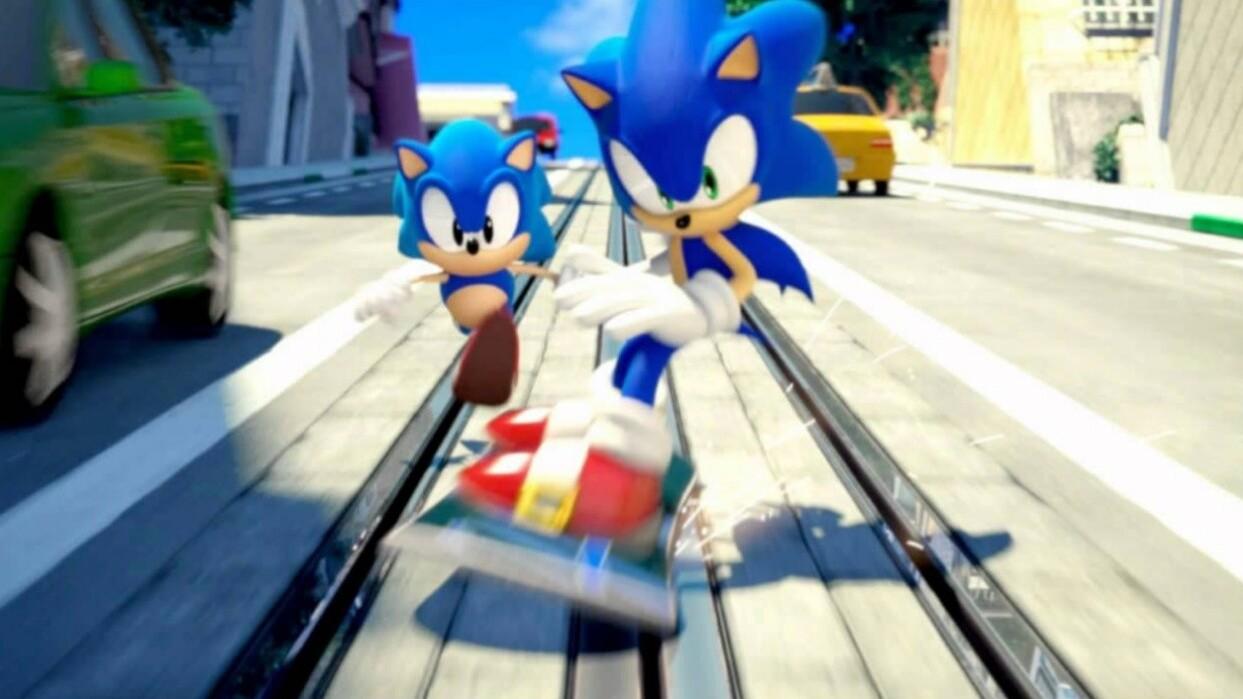 Sega flips Nintendo the bird, tells fans 'keep making great stuff'