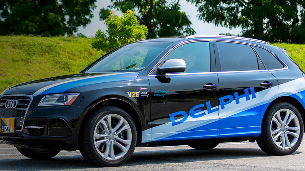 The world's top autonomous vehicle tech firms are teaming up to create the ultimate self-driving system