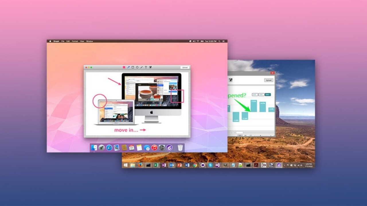 A lifetime of Droplr Pro's premium file sharing service is now just $29.99