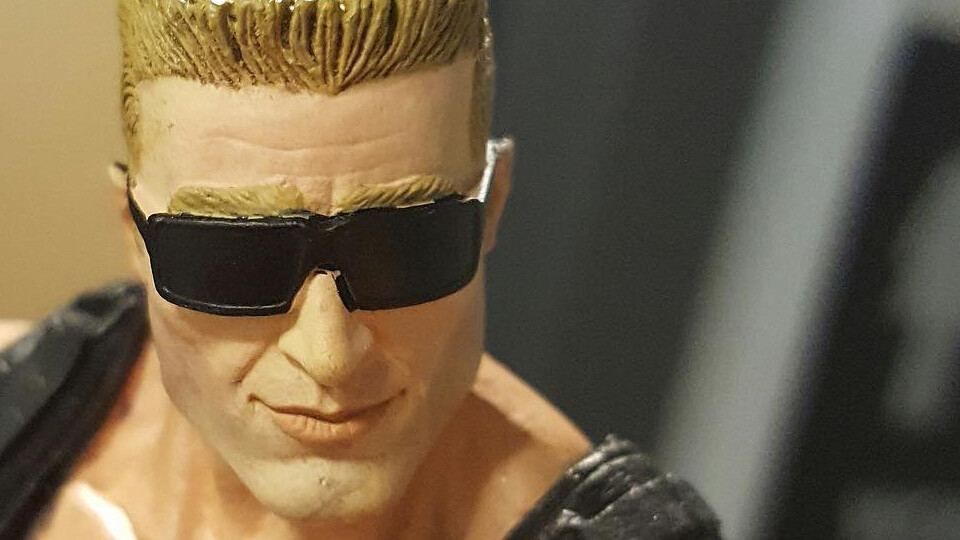 A new Duke Nukem game might be on the way