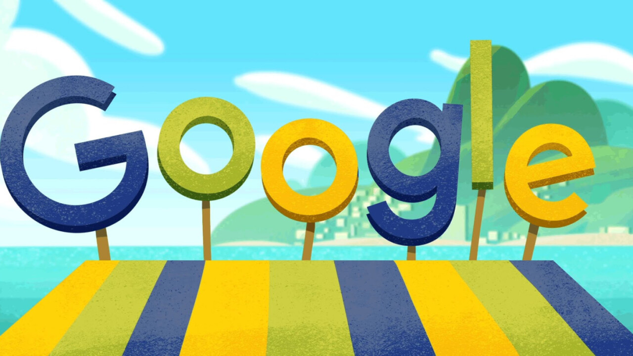 Google fits 7 adorable Olympics-themed minigames into its latest doodle