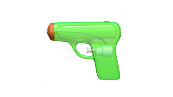 Why are we so afraid of a gun emoji?