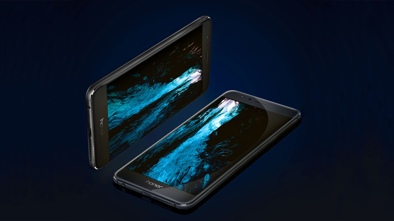 Huawei's dual camera-toting Honor 8 arrives in the US with a $400 price tag