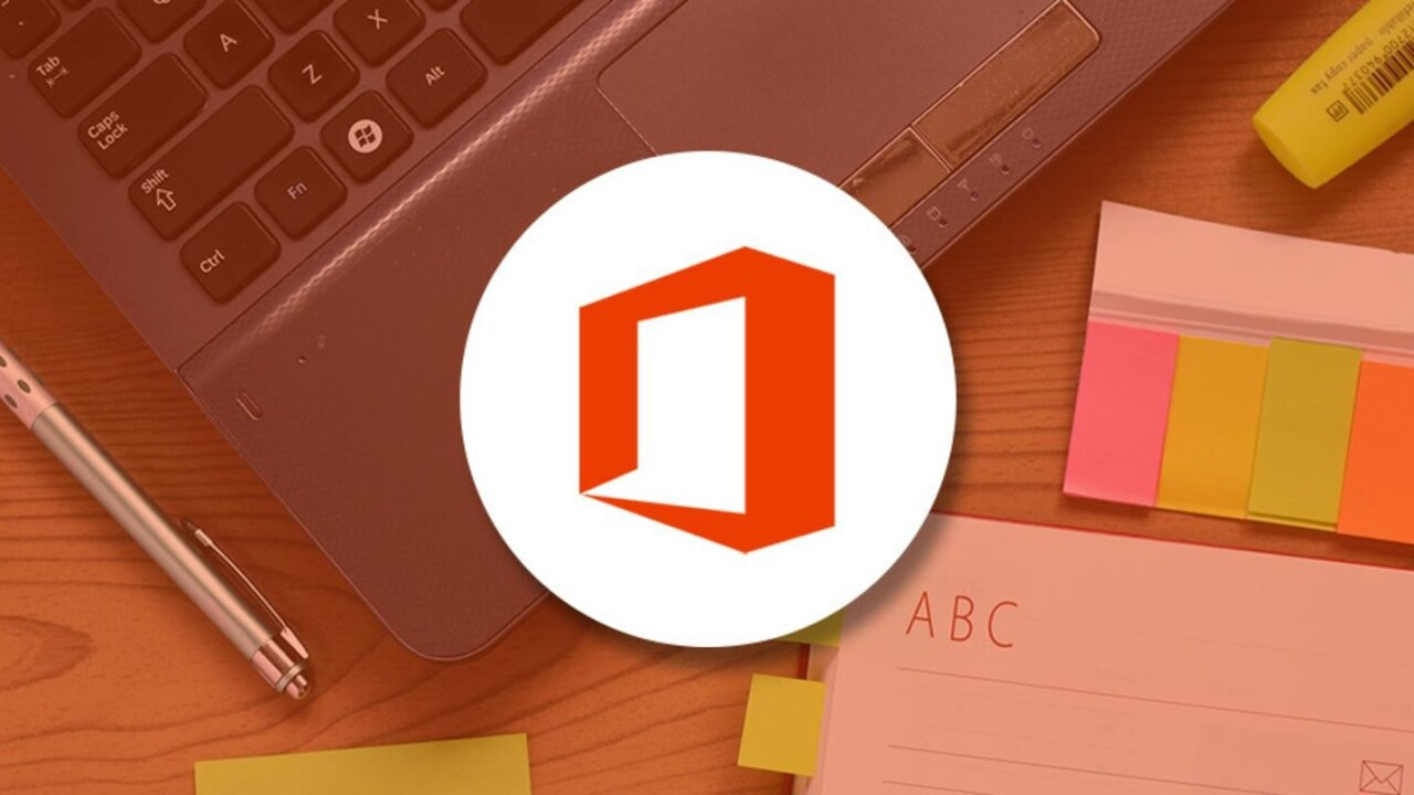 These 5 courses will help you master the Microsoft Suite and becoming a workplace ninja (93% off)