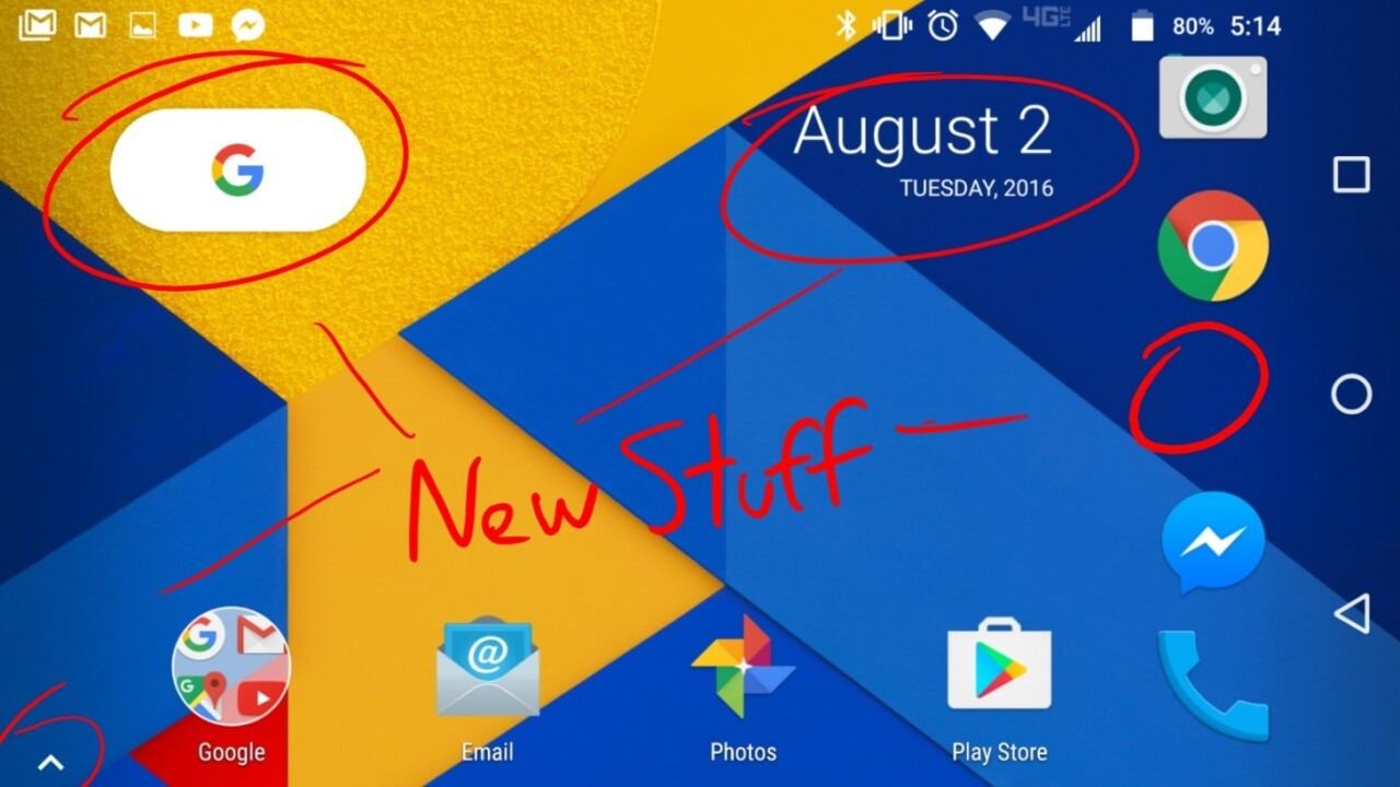 You can try the leaked Nexus launcher with a shady APK