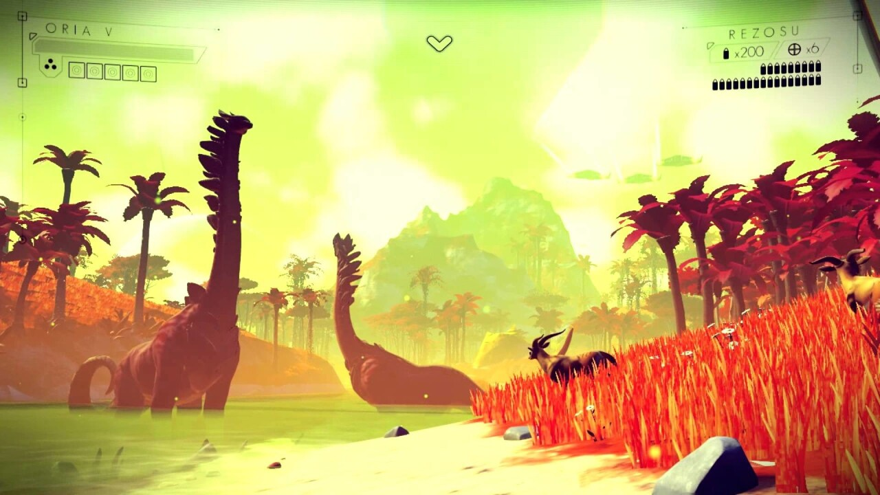 No Man's Sky has spawned more species than exist on earth in just 24 hours