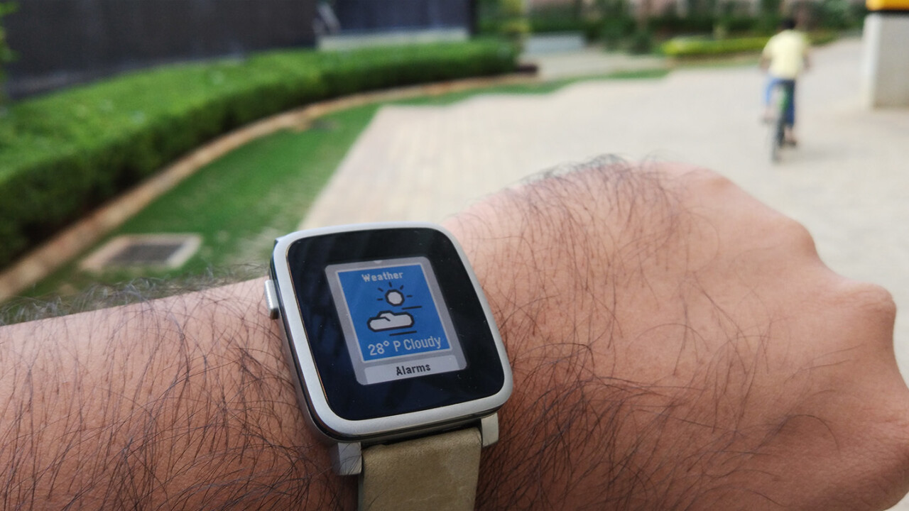An amateur watch collector's thoughts on smartwatches after wearing one for a month