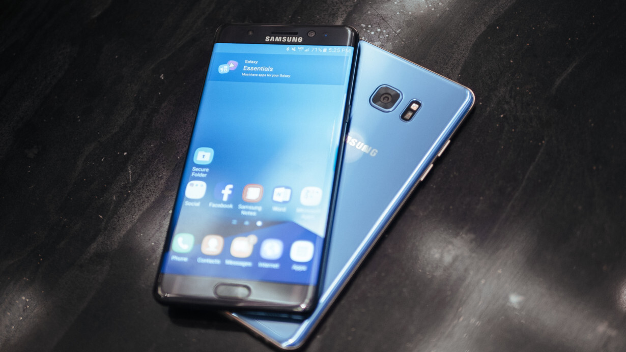 Samsung has ported the Note 7's Always-On Display software to the S7 and S7 Edge