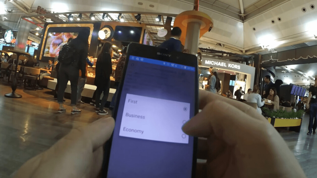 Hacker sneaks into airport lounges by generating fake QR codes on his phone