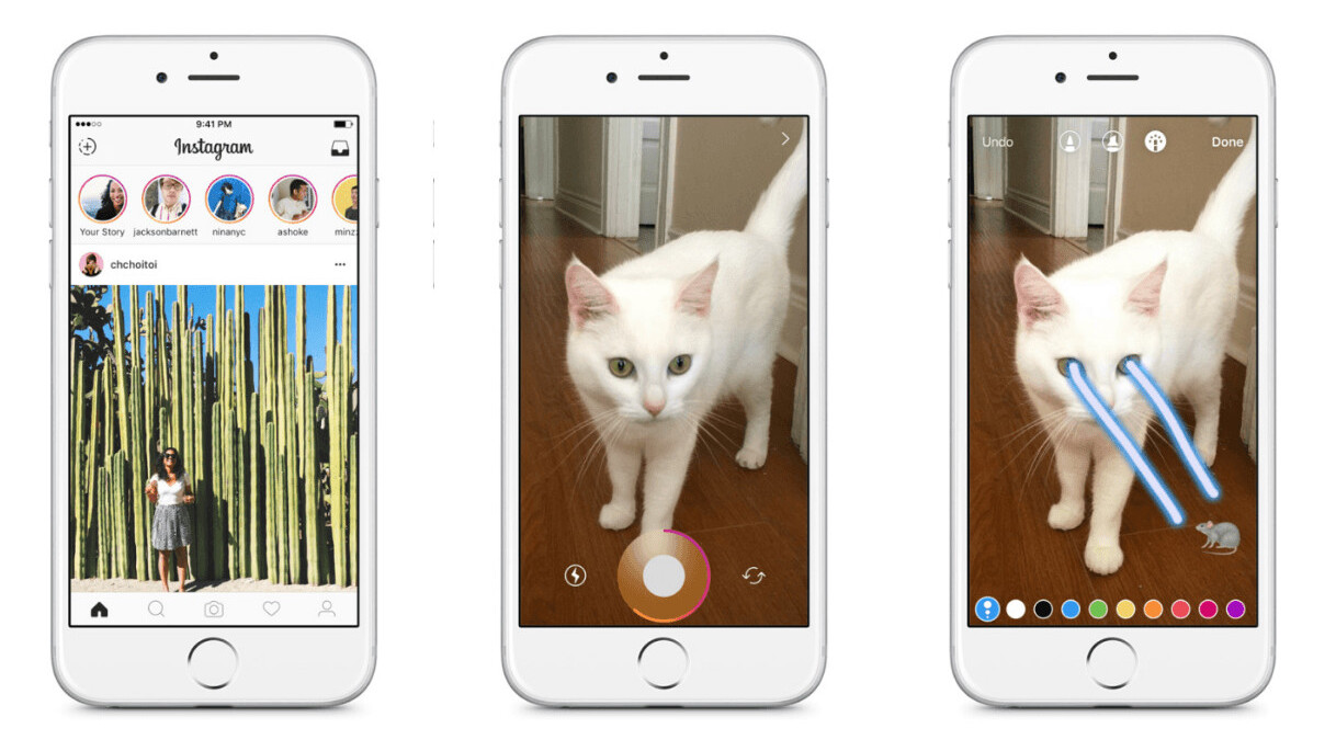 Instagram adds Stories to Explore tab, says over 100 million use it