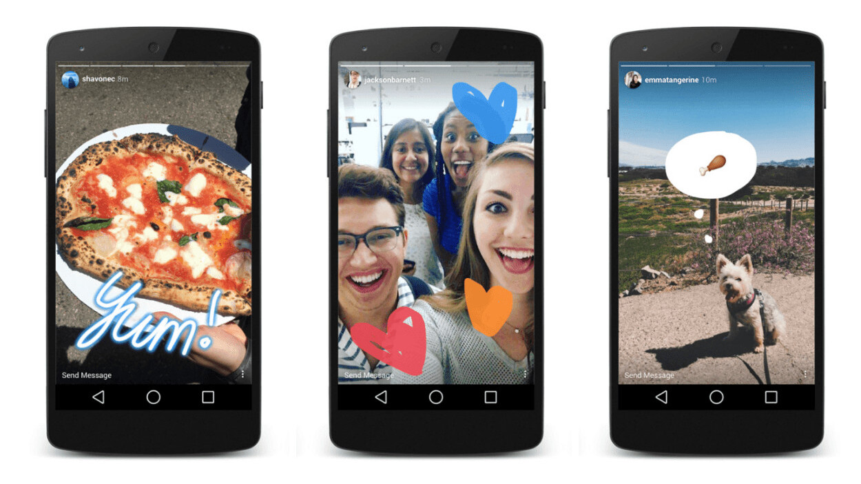Surprise: Brands post more stories on Instagram than Snapchat