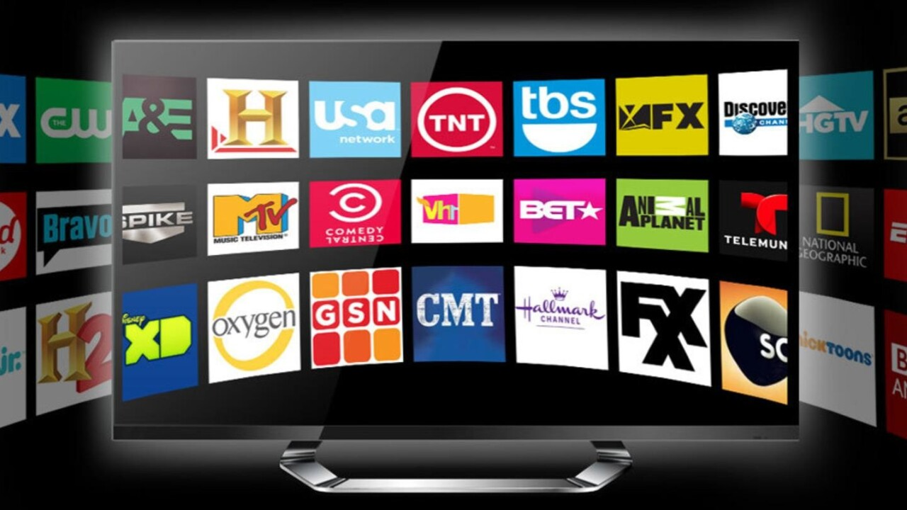 The world's largest entertainment library is at your fingertips with SelectTV (47% off)