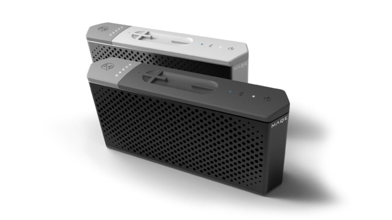 The Soundjump Bluetooth Speaker may be compact, but it packs some serious audio (30% off)