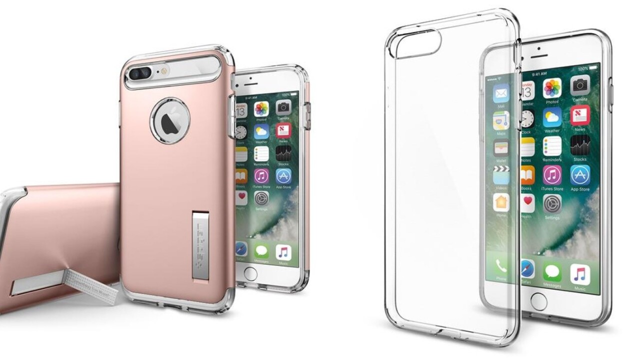 You can already pre-order cases for the iPhone 7 and 7 Plus
