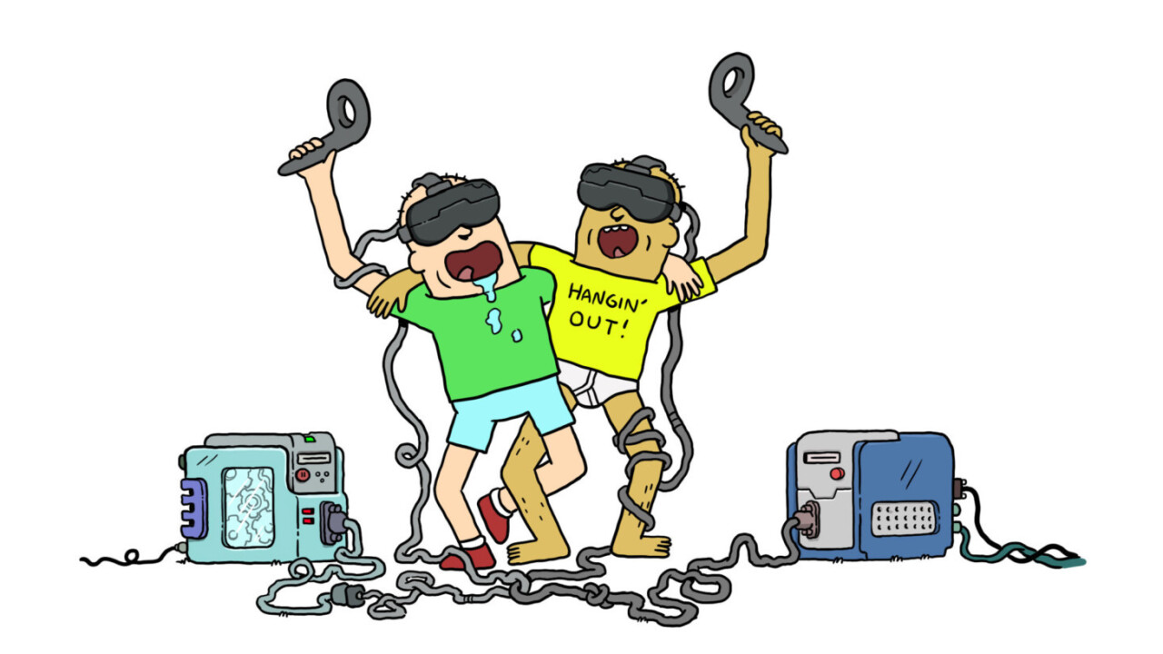 Rick and Morty co-creator branches out into VR games
