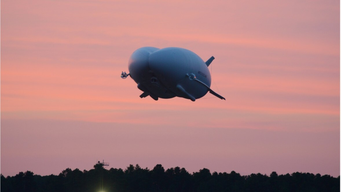 World's largest aircraft just completed a 20 minute test flight