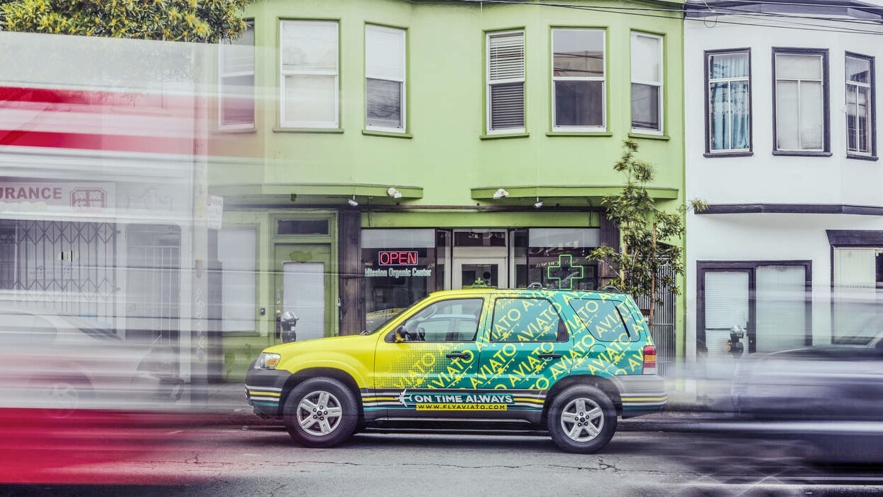 Live your startup bro truth by renting the Aviato car from HBO's 'Silicon Valley'