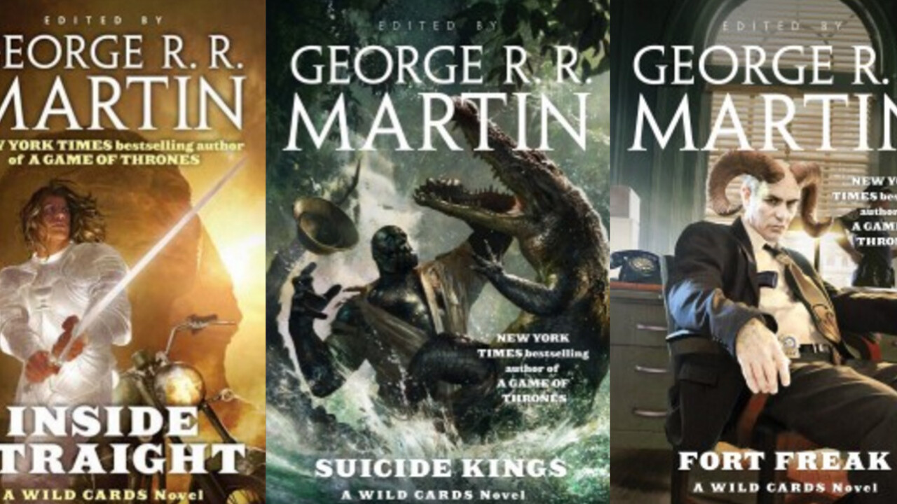 Game of Thrones author may have another huge TV hit in the pipeline