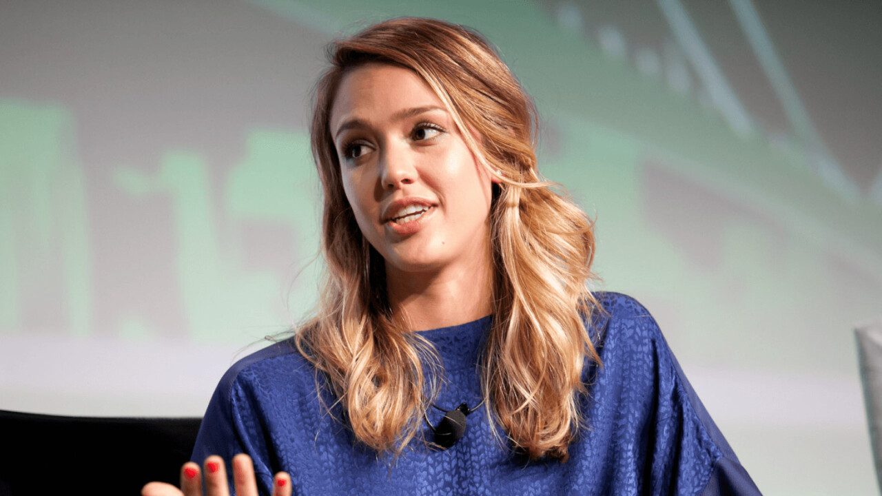 There's nothing 'outrageous' about Jessica Alba's inclusion in 'Planet of the Apps'