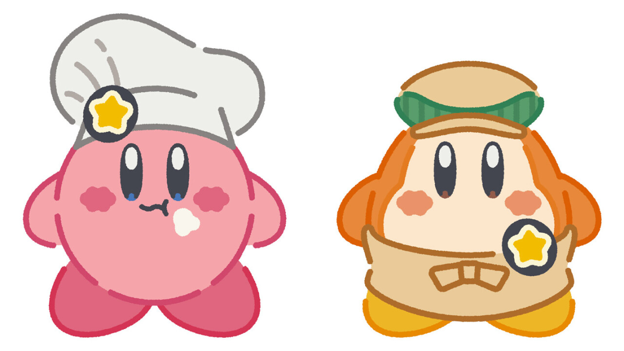 The Kirby Café in Tokyo is serving extremely weird and adorable dishes