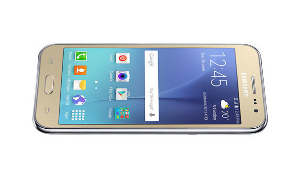 The Galaxy J2 DTV is Samsung's first phone with a digital TV tuner