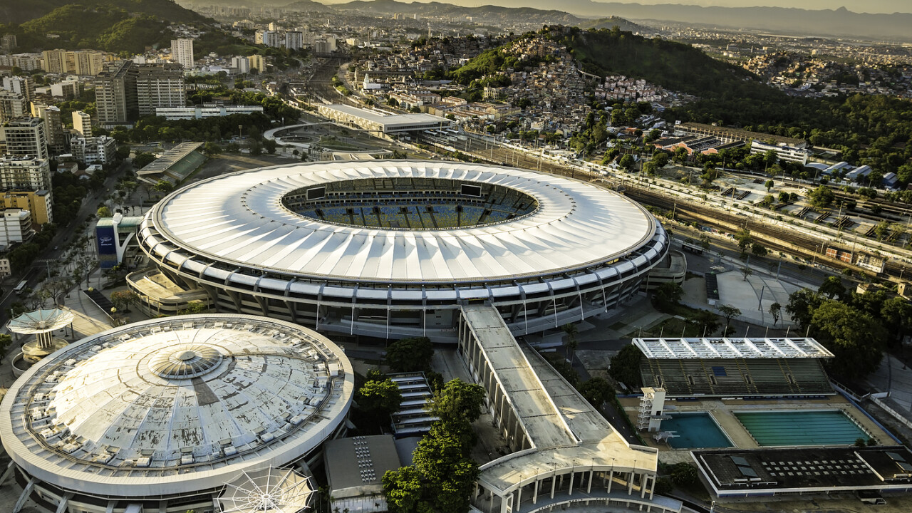 DJI's latest software update blocks drones from flying over Olympics venues in Rio