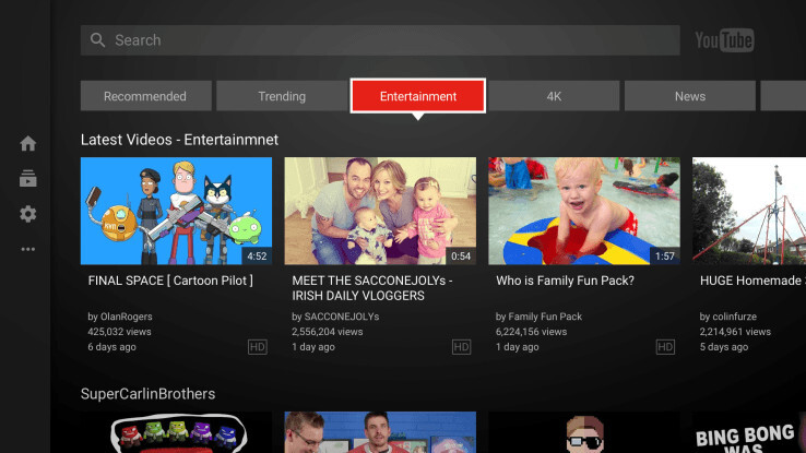 YouTube's refreshed TV app is here — unless you have an Apple TV