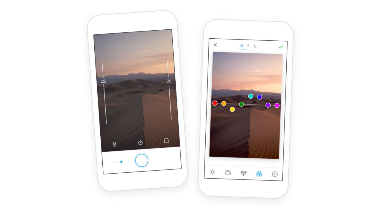 500px's new iOS camera app lets you earn money for your photos right from your phone