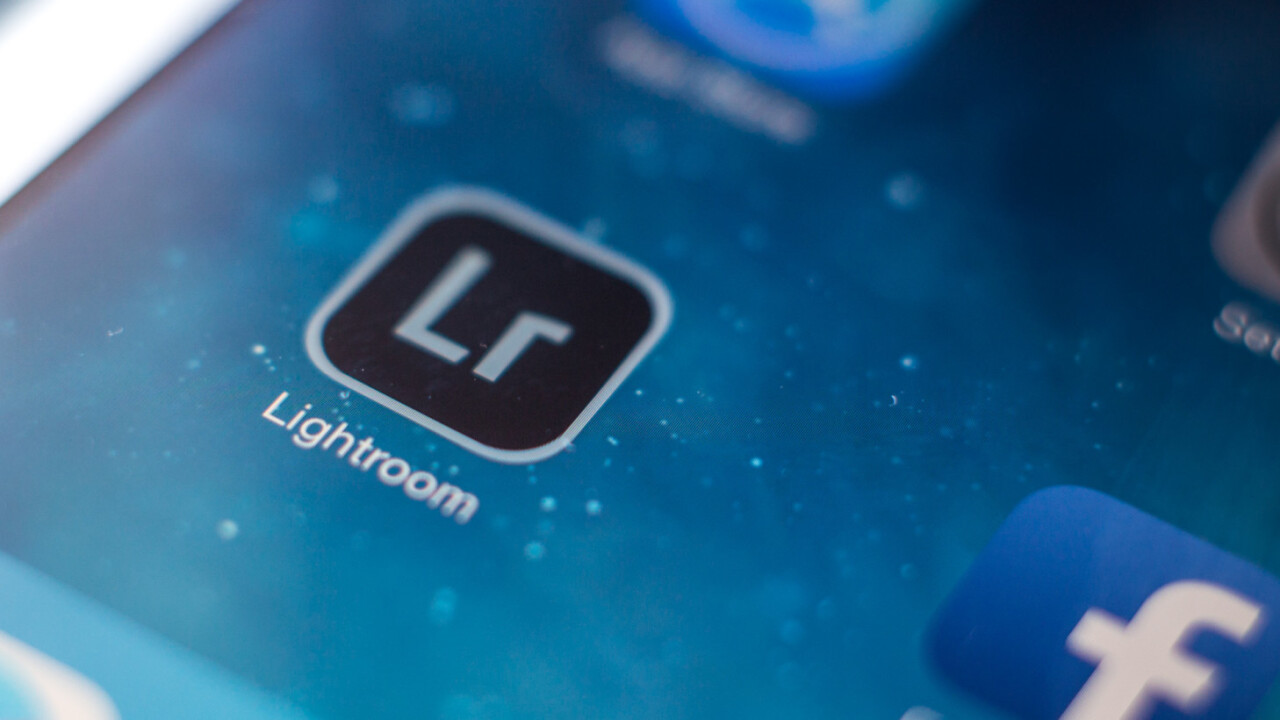 Botched iOS Lightroom update irreversibly deleted users' photos and presets