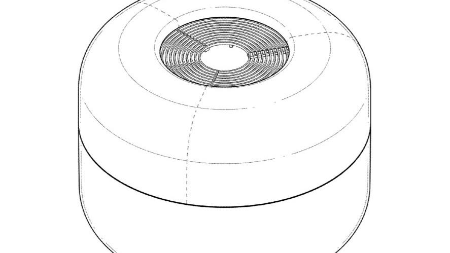 Apple patents a… Plant pot