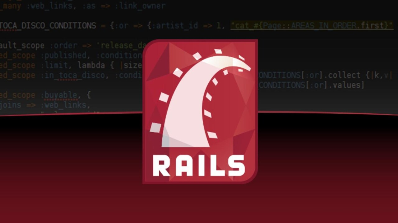 Get certified in Ruby on Rails web development with this crash course