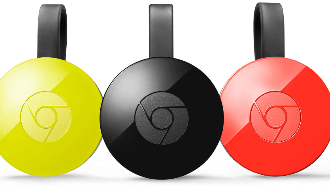 Amazon extends olive branch to Google by relisting the Chromecast