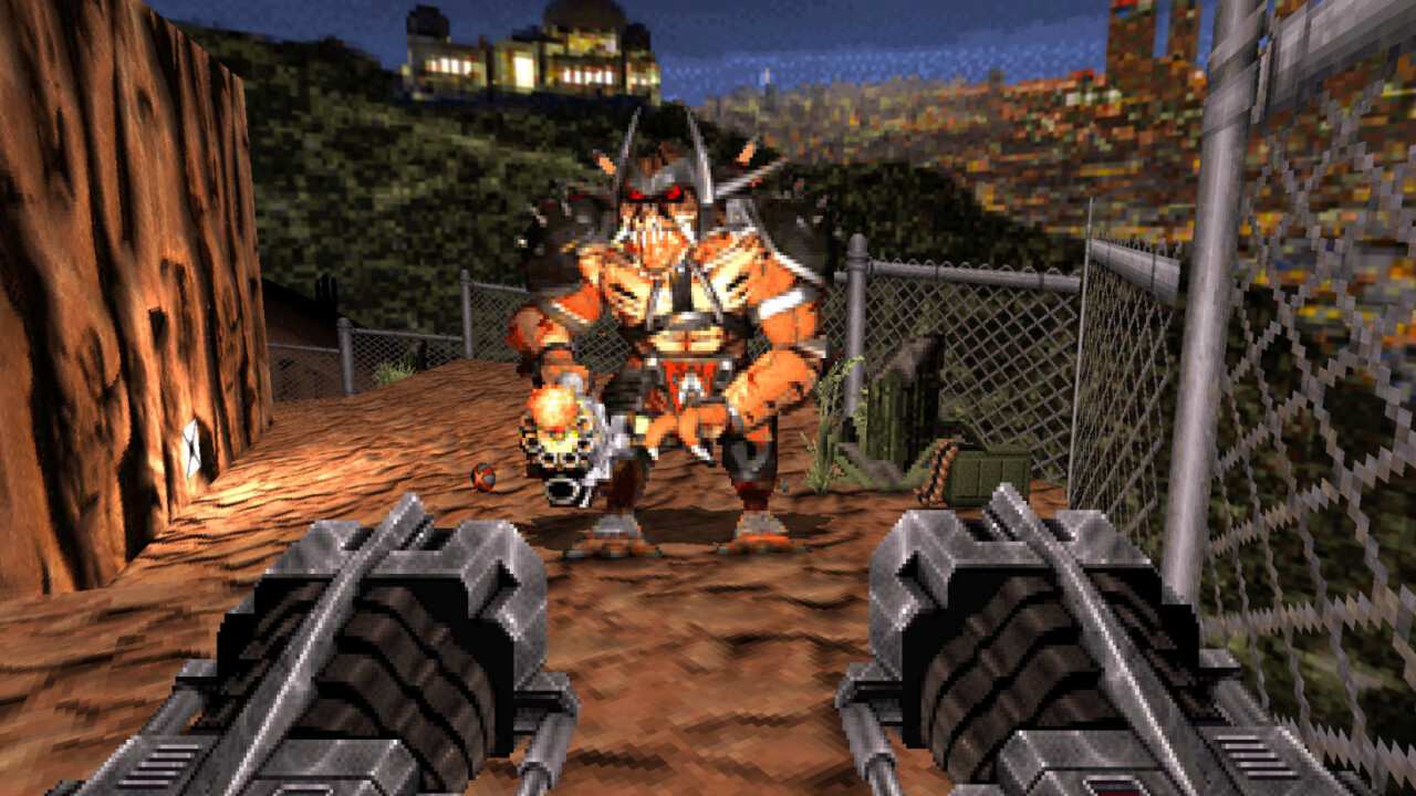 Duke Nukem 3D World Tour brings back the beloved FPS with new levels and multiplayer mode