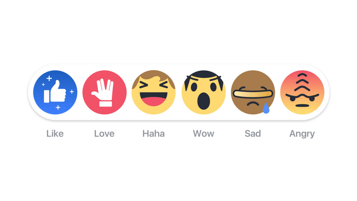 Facebook is changing the Like buttons (for Star Trek fans)