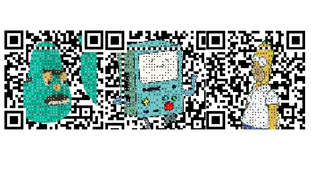 Make QR codes cool again with this quirky tool